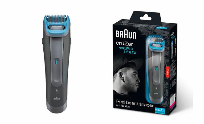 Braun Cruzer 6 Beard&Head