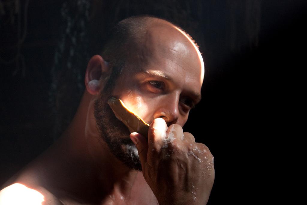 pianka do golenia
