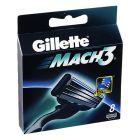 Maszynki systemowe Gillette Mach 3