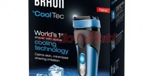 Braun CoolTec zimność czuję zimność
