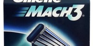 Gillette Mach 3 najpopularniejsza systemówka