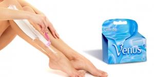 Gillette Venus jedne z popularniejszych maszynek do golenia