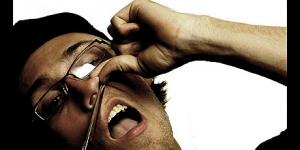 Trymer do nosa urządzenie do usuwania niechcianych gości