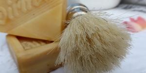 Mydło do golenia idealne do codziennej pielęgnacji